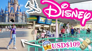 Disney por 109 dólares ???? ¿Vale la pena viajar en pandemia ????