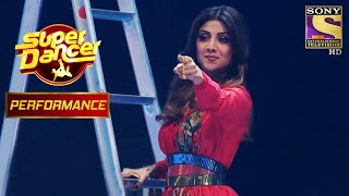Aakash और Vivek के Outstanding Performance को Shilpa का Special Salute | Super Dancer Chapter 2 - SETINDIA