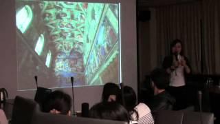103年5月25日國家公園登山學校巡迴講座-赤壁懷古論國家公園文學之美,講師:魏碧珠老師
