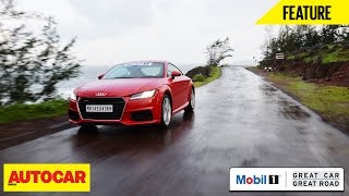 Mobil 1 Presents Great Car Great Road | Audi TT | Autocar India