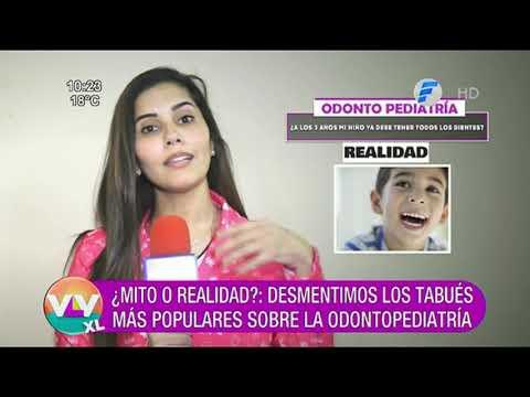 Mito y realidades sobre la Odontopediatría.