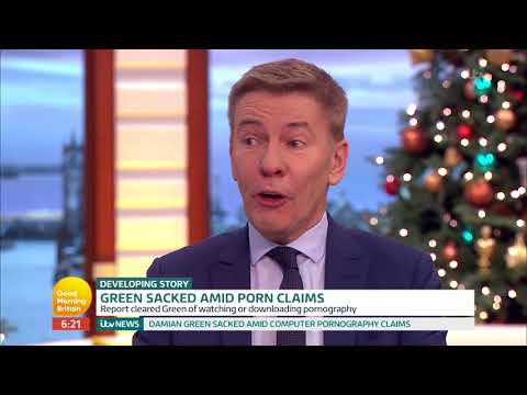 connectYoutube - Andrew Pierce and Kevin Maguire Comment on Damian Green's Sacking | Good Morning Britain