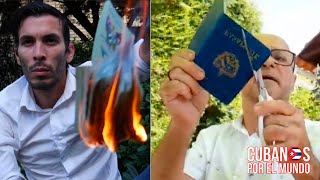 Desesperados por el rechazo, régimen anuncia posible reducción de costo del pasaporte cubano