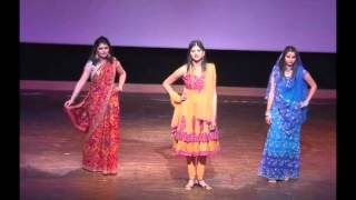 IIMT Cultural Fest 2012 - Fashion show by students - Indian Ethnic wear