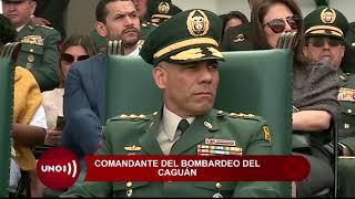 Zapateiro estuvo al mando de bombardeo en el que murieron al menos 8 niños en el Caguán