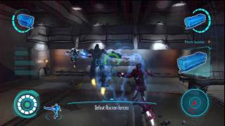 (#2) Iron Man 2 Game - Walkthrough & Playthrough Part 2 in HD