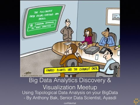 Using Topological Data Analysis on your BigData