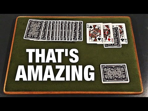 2 IMPOSSIBLE Card Forces Will FOOL MAGICIANS!