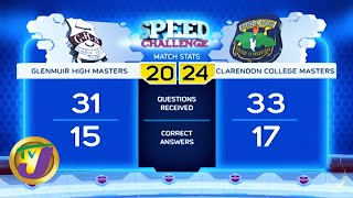 Glenuir High Masters vs Clarendon College Masters: TVJ SCQ 2020 - March 18 2020