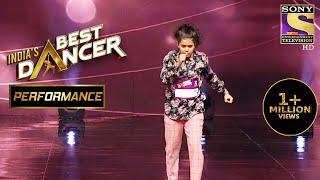 Himanshi के धमाकेदार Performance से लगा सबको झटका | India's Best Dancer - SETINDIA