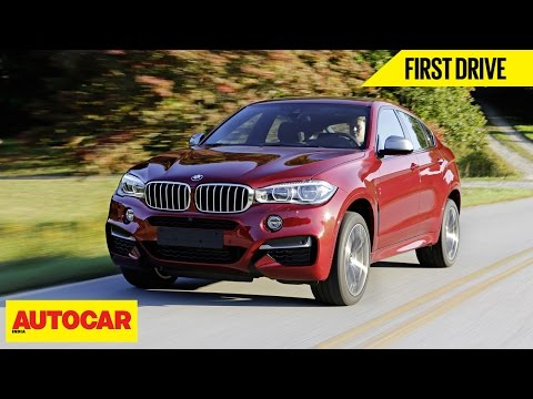 BMW X6 M50d | First Drive | Autocar India