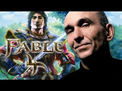 Peter Molyneux Reveals How He Would Make Fable 4