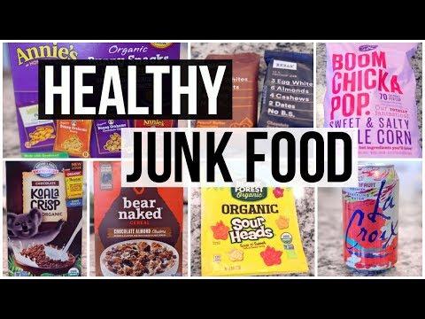 connectYoutube - My Favorite Healthy Junk Food!