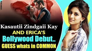 Erica Fernandes has something common between Kasutii and her Bollywood debut movie | Can you guess? - TELLYCHAKKAR