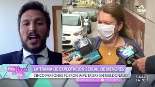 La trama de explotación sexual de menores: imputaron a cinco personas en Maldonado /1