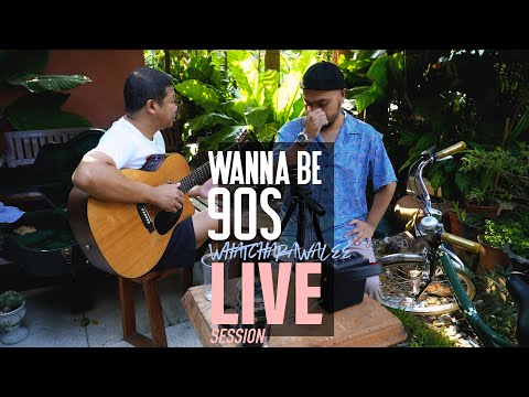 Wanna-be-90s---วัชราวลี---Live