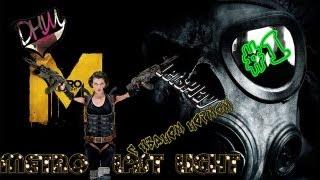 LetsPlay с Иваном Нормом: Metro 2034 Last Light #1 [Кролик]