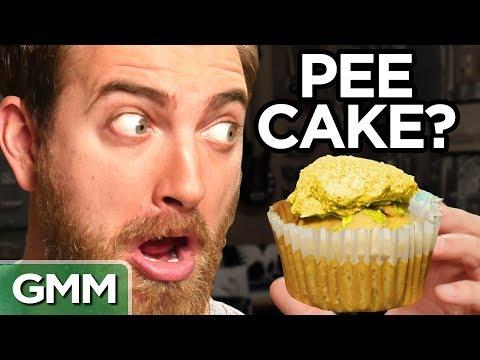 Will It Cupcake? Taste Test