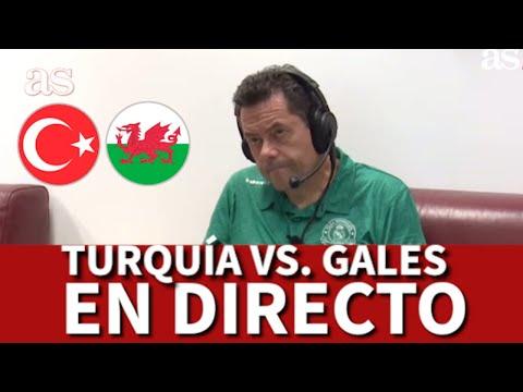EURO 2020 | TURQUÍA - GALES I RONCERO en DIRECTO reacciones | Diario AS