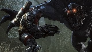 Evolve - Commentary Trailer