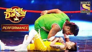 "Vaibhav And Bishal's High-Powered Performance On ""Dangal"" 