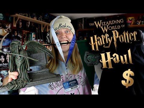 Wizarding World of Harry Potter HAUL   Universal Orlando