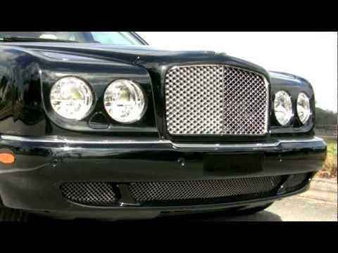 2005 Bentley Arnage Review