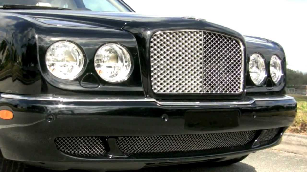 2005 Bentley Arnage Review