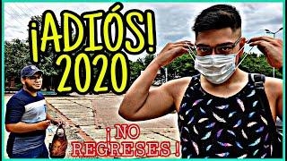 EL ÚLTIMO VÍDEO DEL AÑO 2020 - Adiós 2020, ¡HOLA 2021! Youtube Rewind * Andrew Vlog Solar *