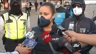 Operativos para cumplimiento de medidas en Quito