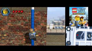 LEGO City Undercover (3DS): The Chase Begins - Walkthrough Part 2 - Taking Down Tony Knuckles