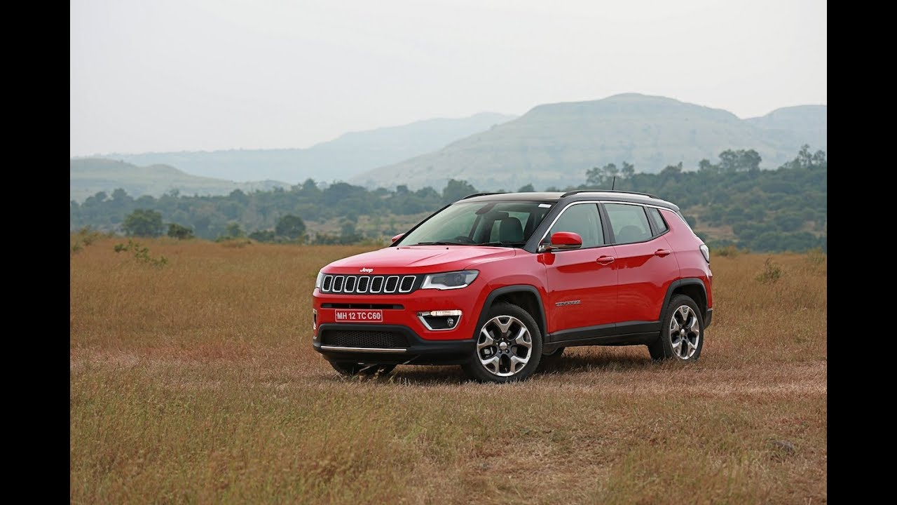 2018 Jeep Compass Limited Plus 4x4 Diesel | 5 things you need to know | ZigWheels.com