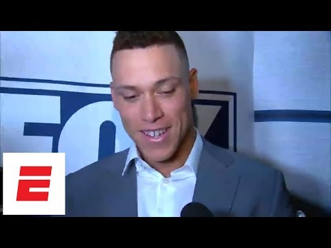 Aaron Judge on 2018 MLB All-Star Game home run caught by Luis Severino: 'It was meant to be' | ESPN