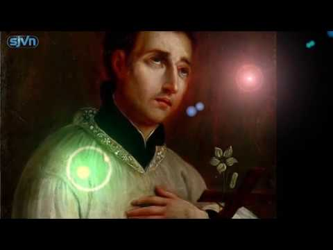 Ngày 26.11 Thánh Gioan Berchmans