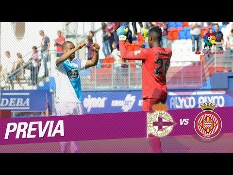 Previa RC Deportivo vs Girona FC