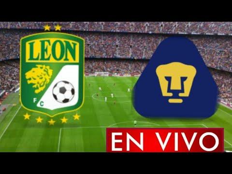 Donde ver León vs. Pumas en vivo, semifinal , Leagues Cup 2021