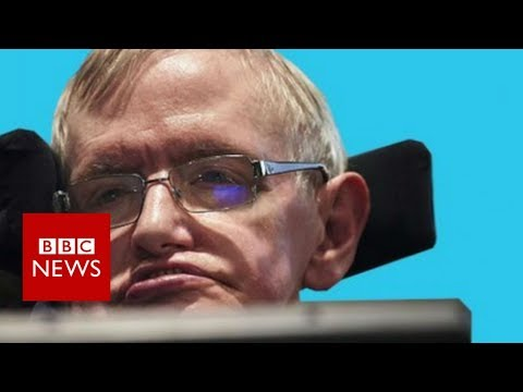 connectYoutube - Stephen Hawking: Five things you may not know - BBC News