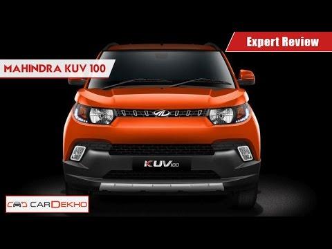Mahindra KUV100 | Expert Review | CarDekho.com