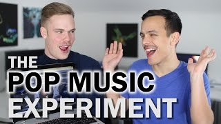 The Pop Music Experiment