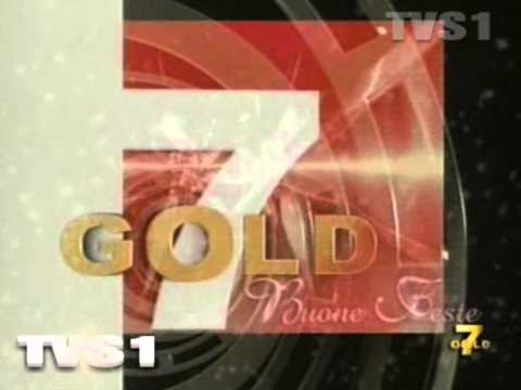 ident 7 GOLD Buone Feste