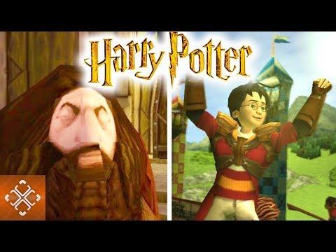 connectYoutube - 5 Terrible Harry Potter Games That Belong In Azkaban