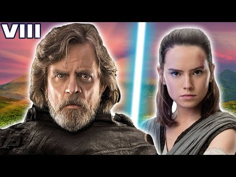 Why Luke Called Rey HIS NIECE! (CANON) - Star Wars The Last Jedi Explained
