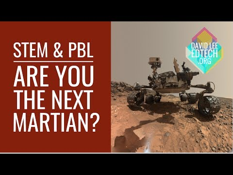 Project-Based Learning: Mars STEM Challenges