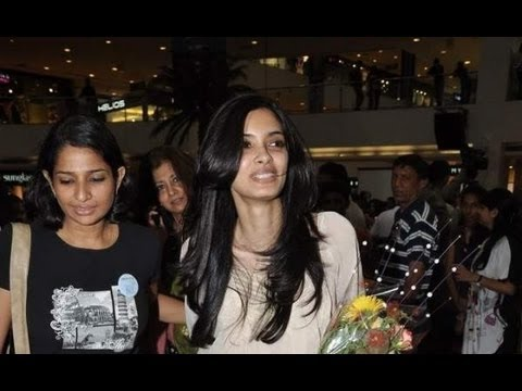 Diana Penty Interacts With Autistic Kids