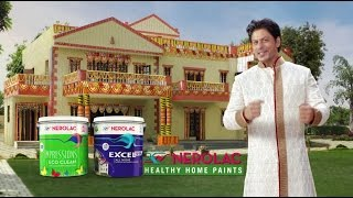 Nerolac Paints New Wedding TV AD 2016 Shahrukh Khan
