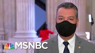 Sen. Padilla: Covid Response Is Top Priority As New Senator | Morning Joe | MSNBC
