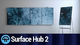 Surface Hub 2: Microsoft's Vision of Productivity