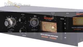 Warm Audio WA76 Discrete Compressor Part 1- Snare Drum