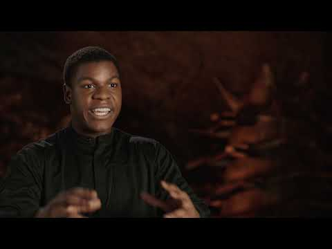 Star Wars: The Last Jedi: John Boyega