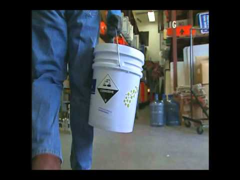 Chemical Handling Safety - The Basics